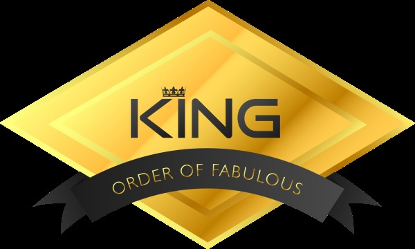 KingOf Order of Fabulous Badge - New Style (600 x 360)